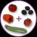 Gemüse + Obst
