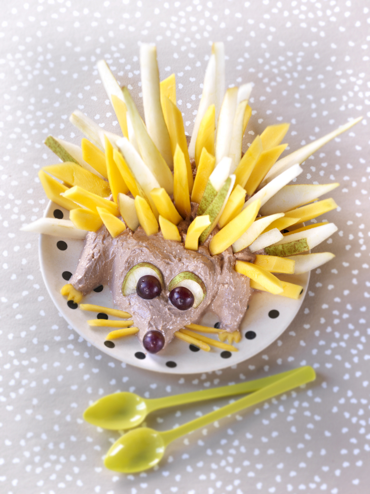 Food Styling Dip für Kinder