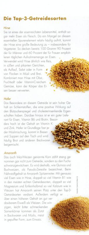 Gusto Artikel Getreide