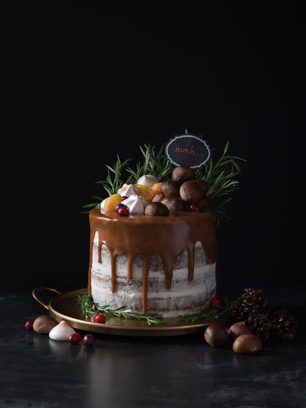 Foto Geiter - naked cake