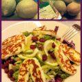 Sommerlicher Rotkrautsalat - erstellt mit Pic Collage