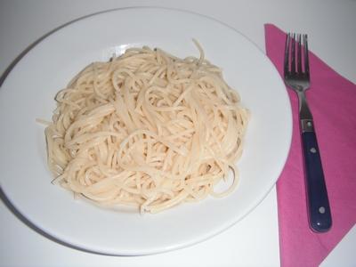 Kohlenhydratreiche Mahlzeit