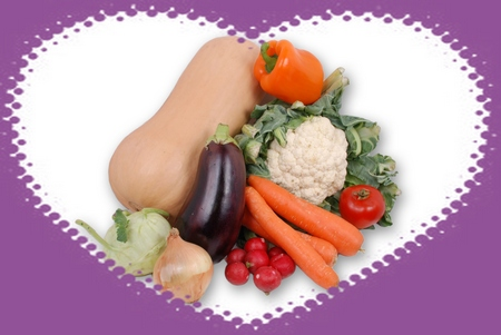 I love Gemüse