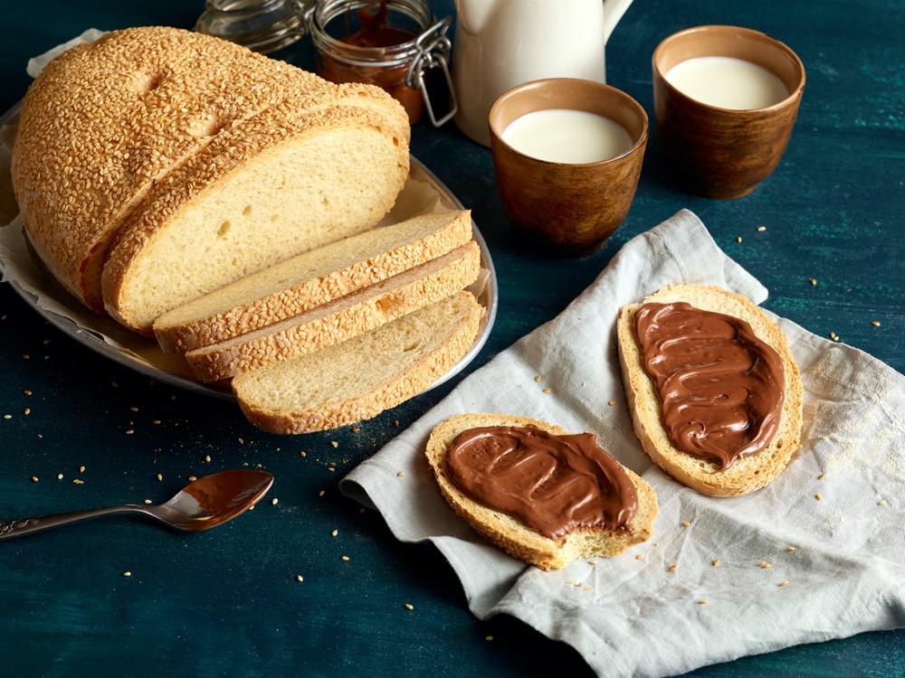 Food Styling Brot